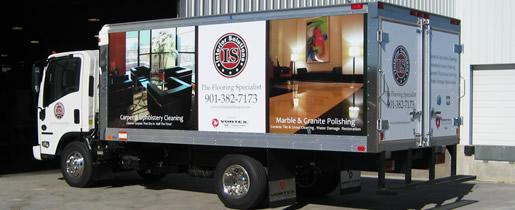Interior Solutions Floor Maintenance Equipment - Memphis, Tennessee